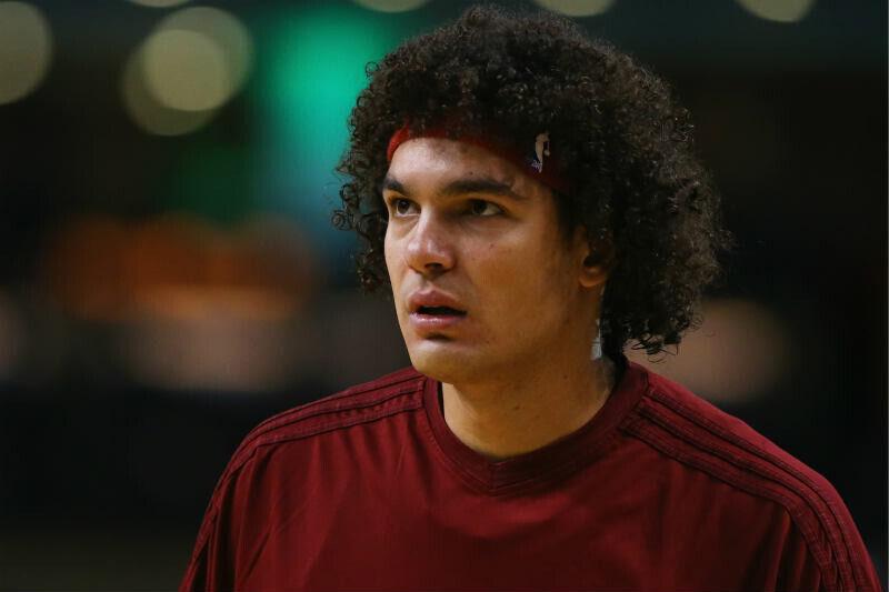 Anderson Varejao de Cleveland Cavaliers