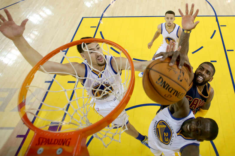 Golden State Warriors-Cleveland Cavaliers