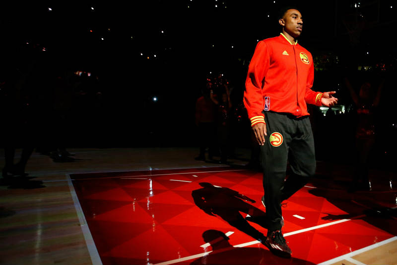 Jeff Teague de Atlanta Hawks