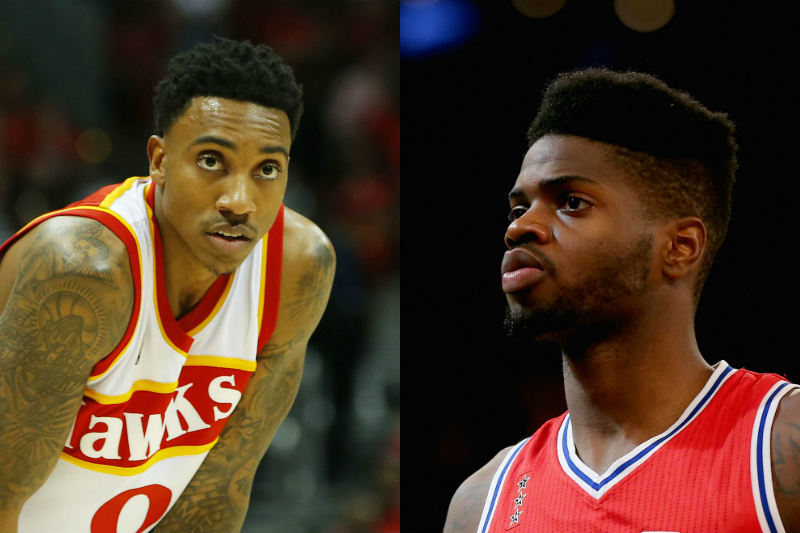 Jeff Teague-Nerlens Noel