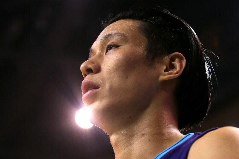Jeremy Lin de Charlotte Hornets