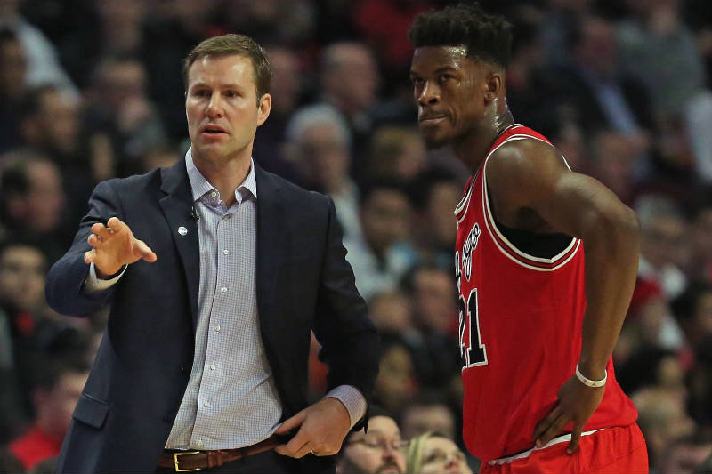Jimmy Butler, Fred Hoiberg
