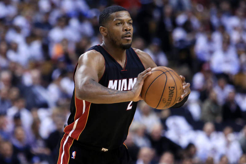 Joe Johnson de Miami Heat