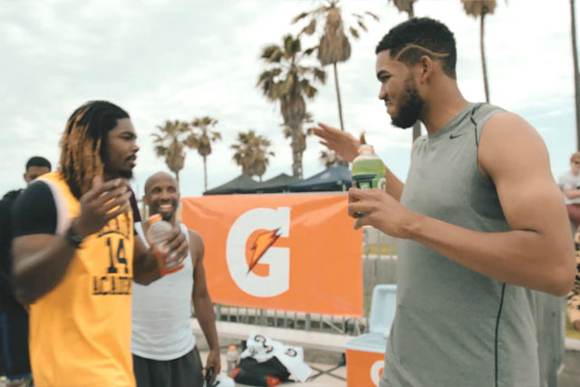 Karl-Anthony Towns, Venice Beach