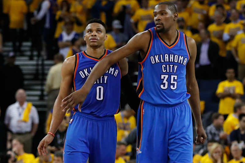 Russell... I love you. I thank you so mu by Kevin Durant ...