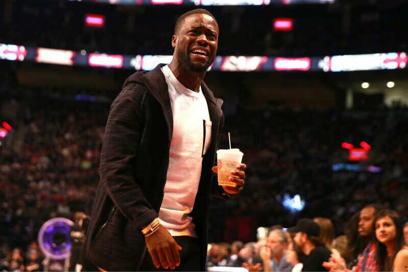 Kevin Hart cómico hace perder los papeles a Jordan