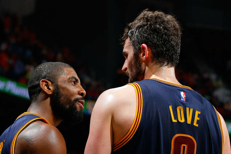 Kevin Love-Kyrie Irving