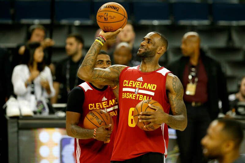 LeBron James de Cleveland Cavaliers