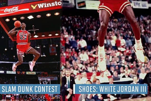 Las zapatillas más famosas de Michael Jordan