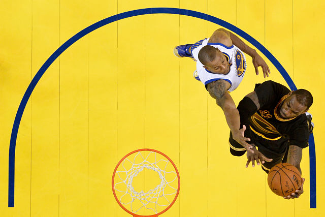 Espectacular NBA Top 5