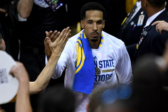 Shaun Livingston, jugador de Golden State Warriors