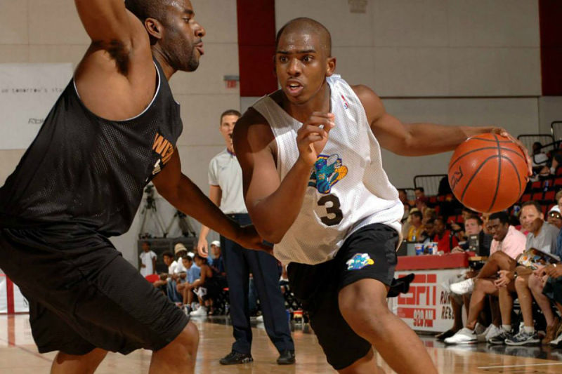 Chris Paul en la Summer League