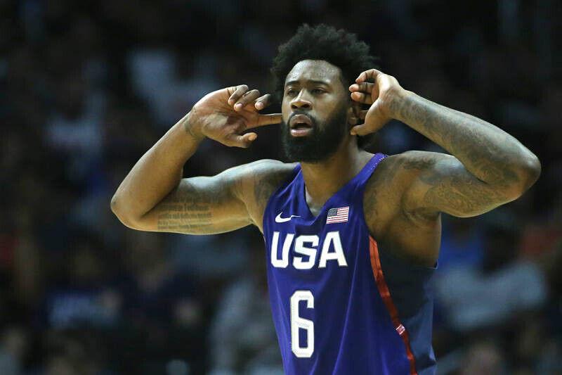 DeAndre Jordan, jugador de USA