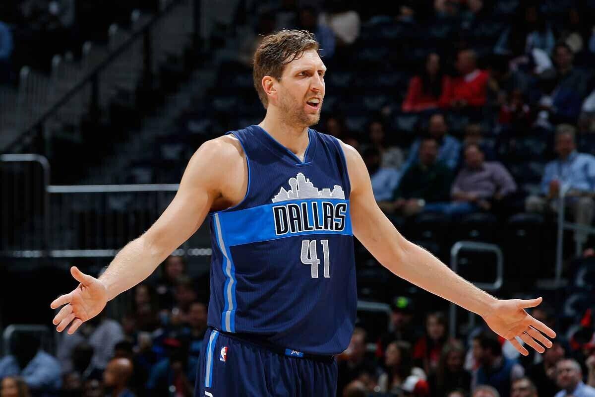 Dirk Nowitzki renovará dos años más con Dallas Mavericks