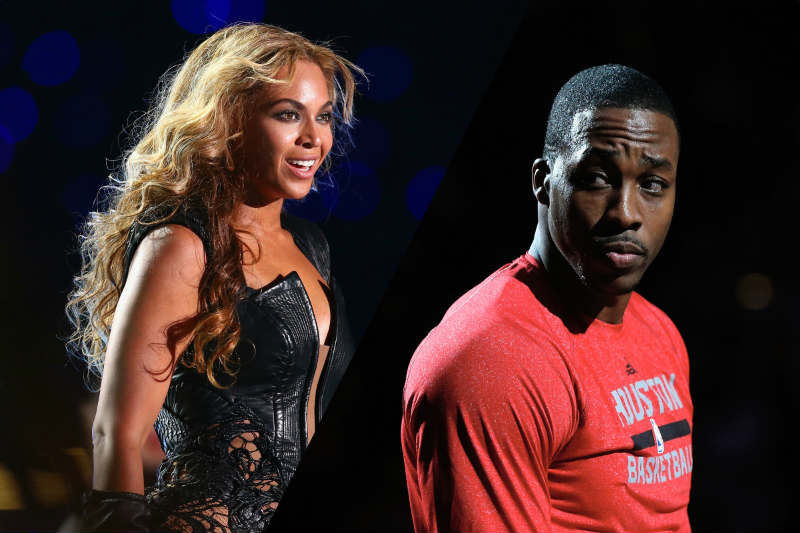 Dwight Howard, Beyonce
