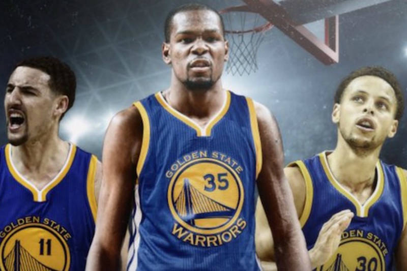Golden State Warriors para la próxima temporada