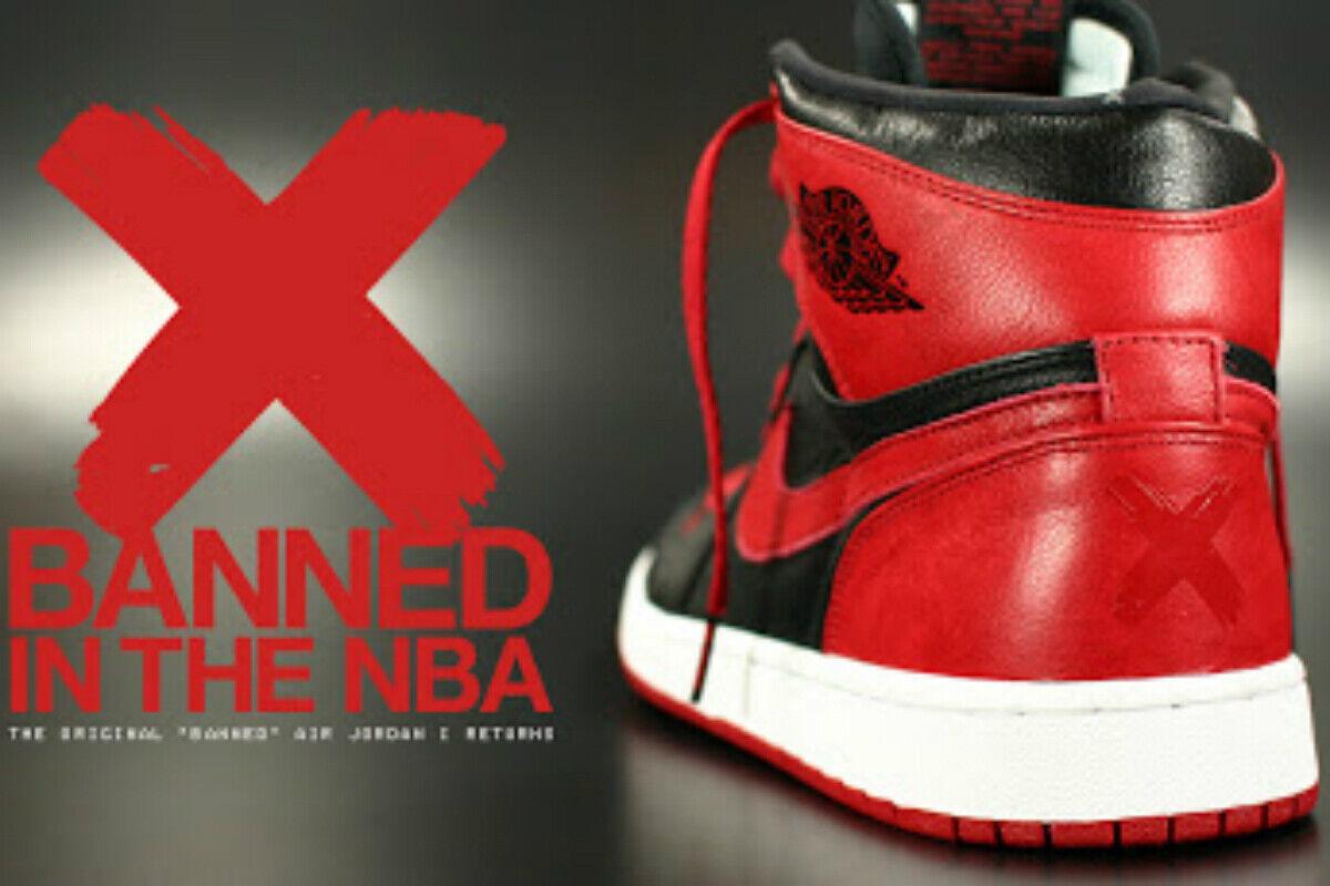 Jordan Brand lanza las zapatillas prohibidas de Michael Jordan