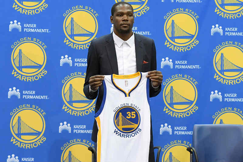 Kevin Durant GSW