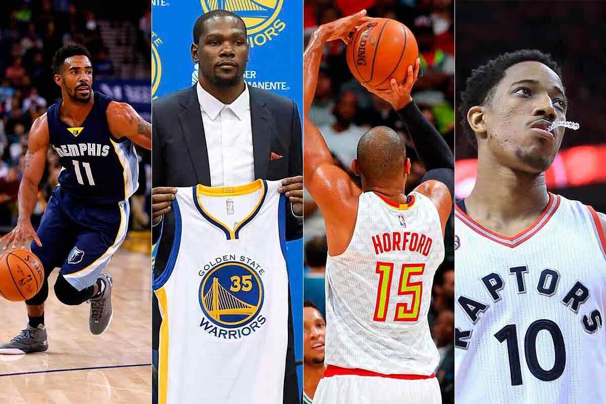 Contratos NBA