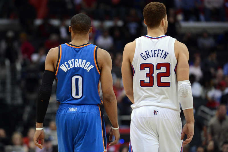 Russell Westbrook, Blake Griffin