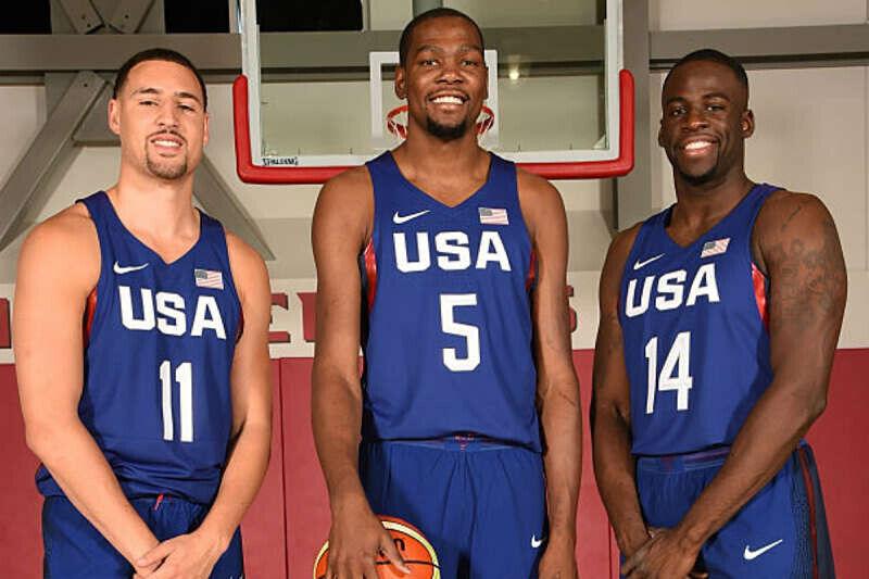 El Team USA para Río 2016 tiene muchas estrellas