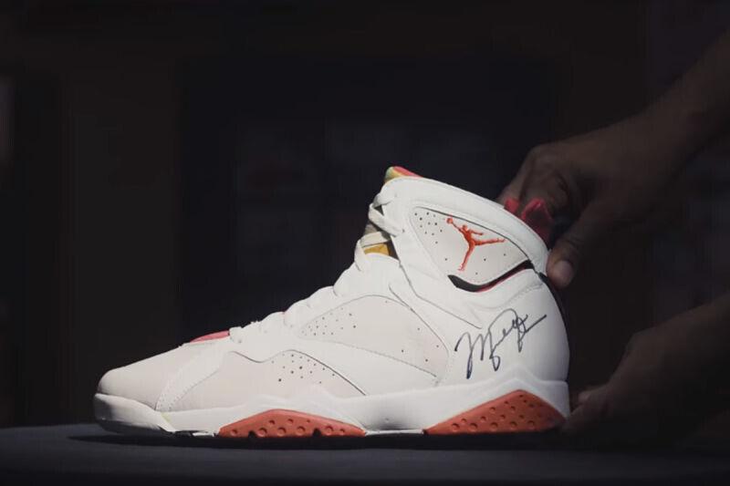 Air Jordan, unas zapatillas míticas