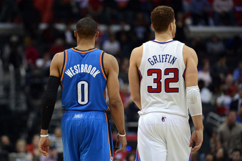 Blake Griffin, Russell Westbrook