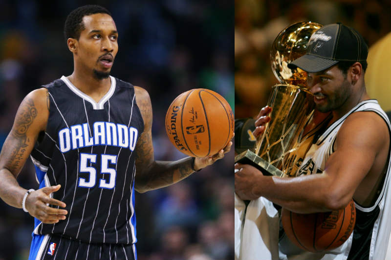 Brandon Jennings, Robert Horry