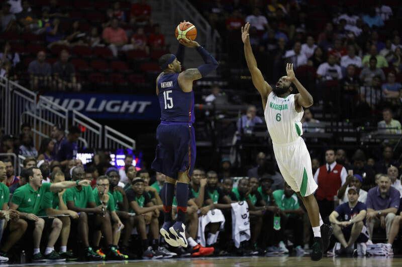 Carmelo Anthony USA Basketball