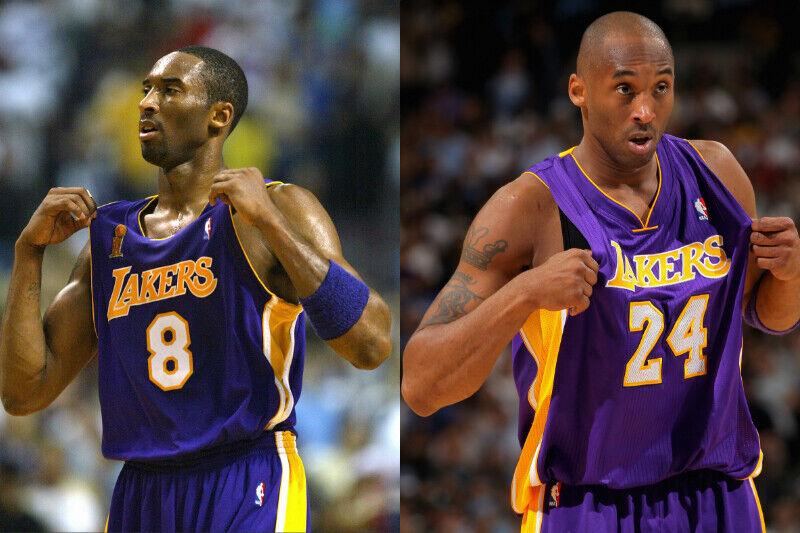 Kobe Bryant 8.24