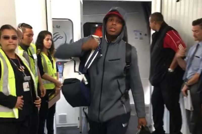 Kyle Lowry, del Team USA