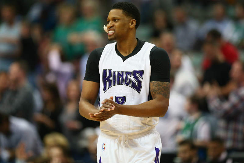 Rudy Gay - Sacramento Kings