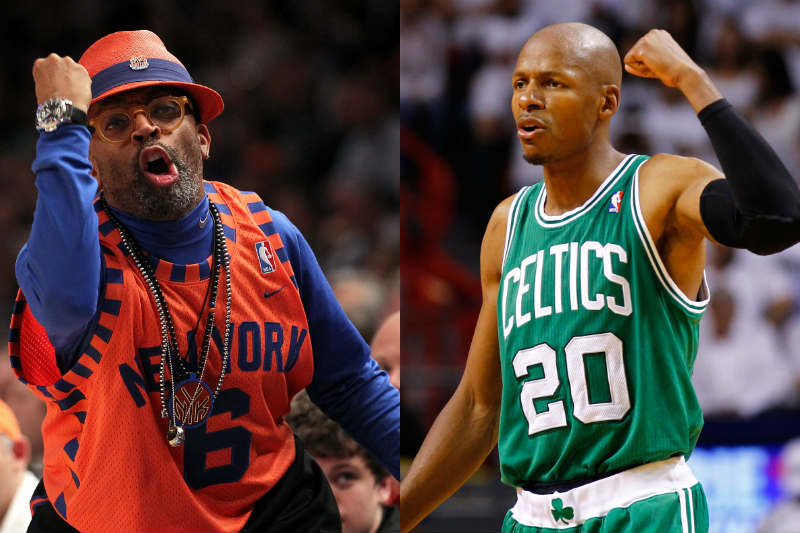 Spike Lee, Ray Allen