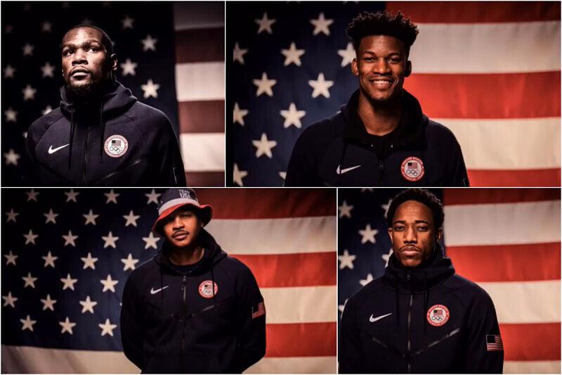 Team USA para Río 2016