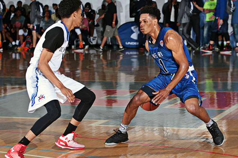 Trevon Duval, jugador de instituto