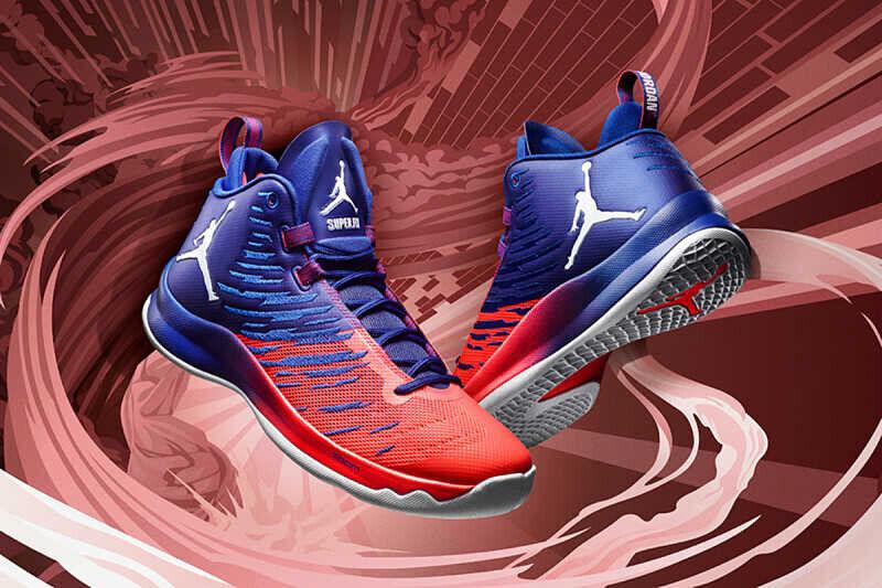 Las nuevas Jordan Superfly 5