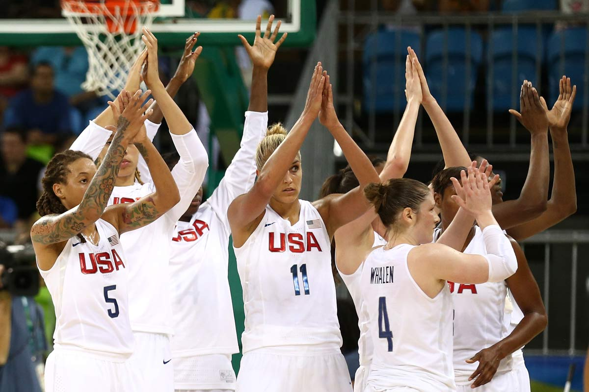 USA Team femenino