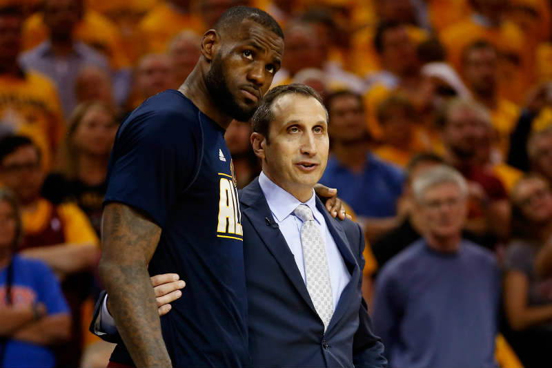 david-blatt-lebron-james
