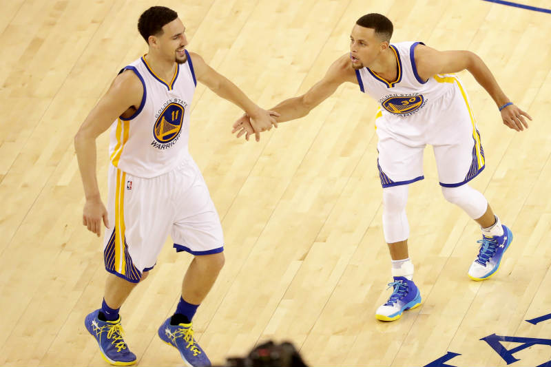 klay-thompson-stephen-curry