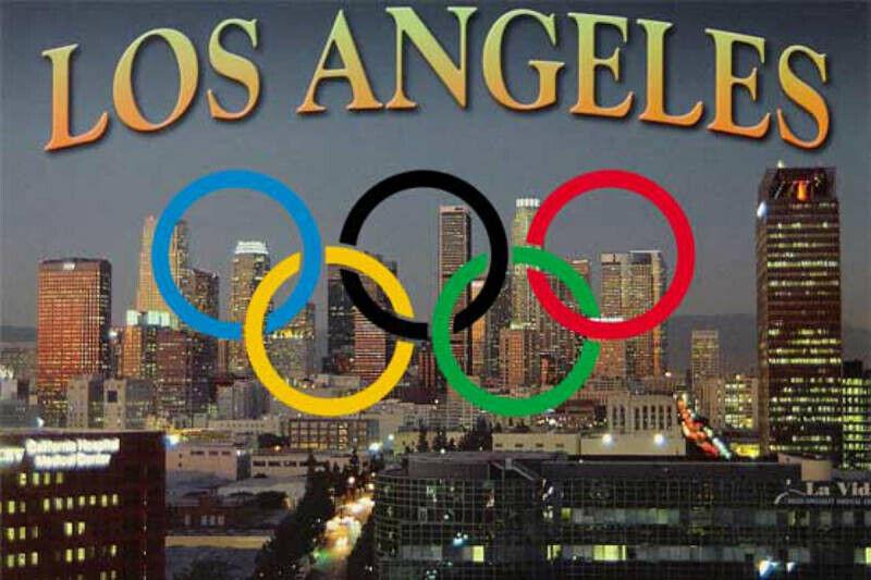 Los Angeles quieren los Juegos Olímpicos de 2024
