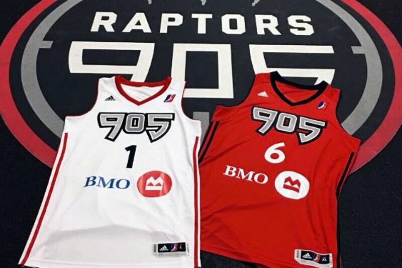 Camisetas de Toronto Raptors 905