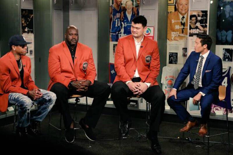 Las tres estrellas de la última promoción del Hall of Fame