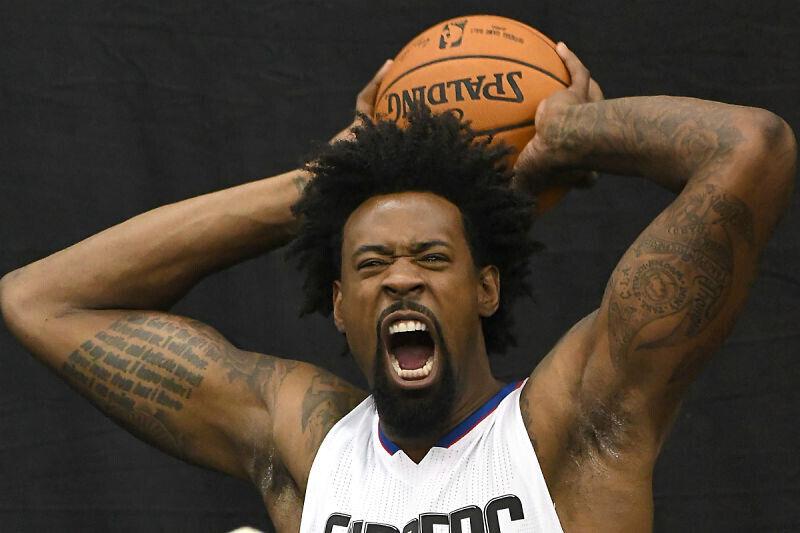 DeAndre Jordan, jugador de Los Angeles Clippers