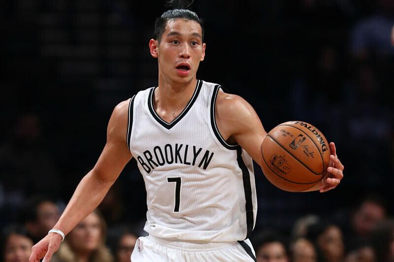 Jeremy Lin, jugador de Brooklyn Nets