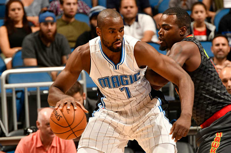 Serge Ibaka, jugador de Orlando Magic