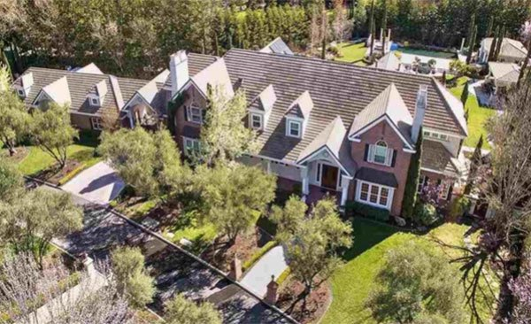 mansion stephen curry