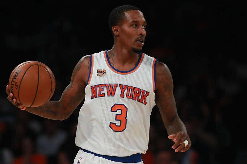 Brandon Jennings, jugador de New York Knicks