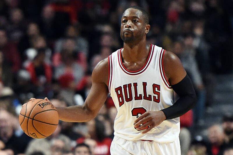 Dwyane Wade, jugador de Chicago Bulls