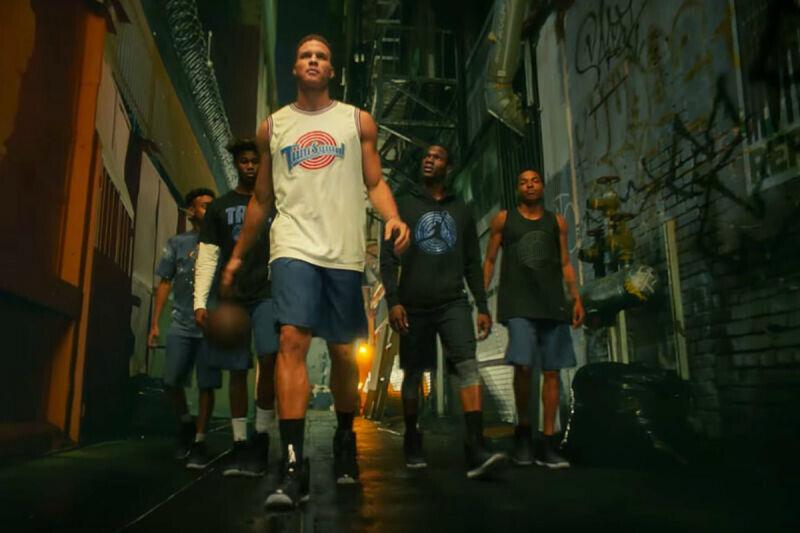 Blake Griffin, jugador de la NBA