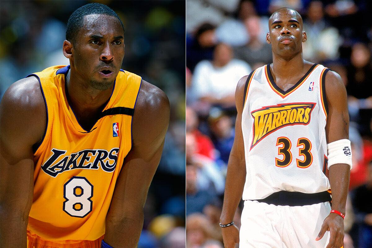 Kobe Bryant, Antawn Jamison